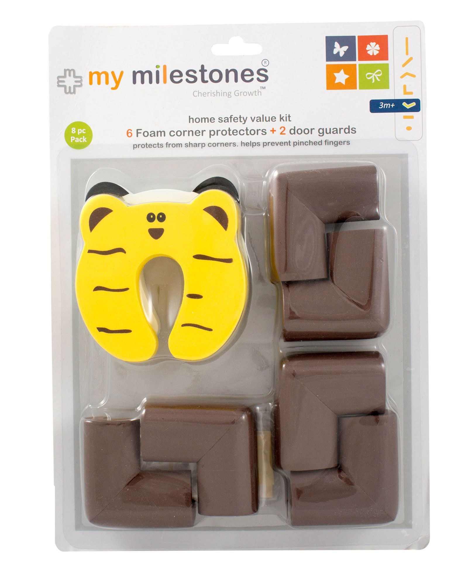 My Milestone Home Safety Value Kit Online in India, Buy at Best Price from  Firstcry com - 59477