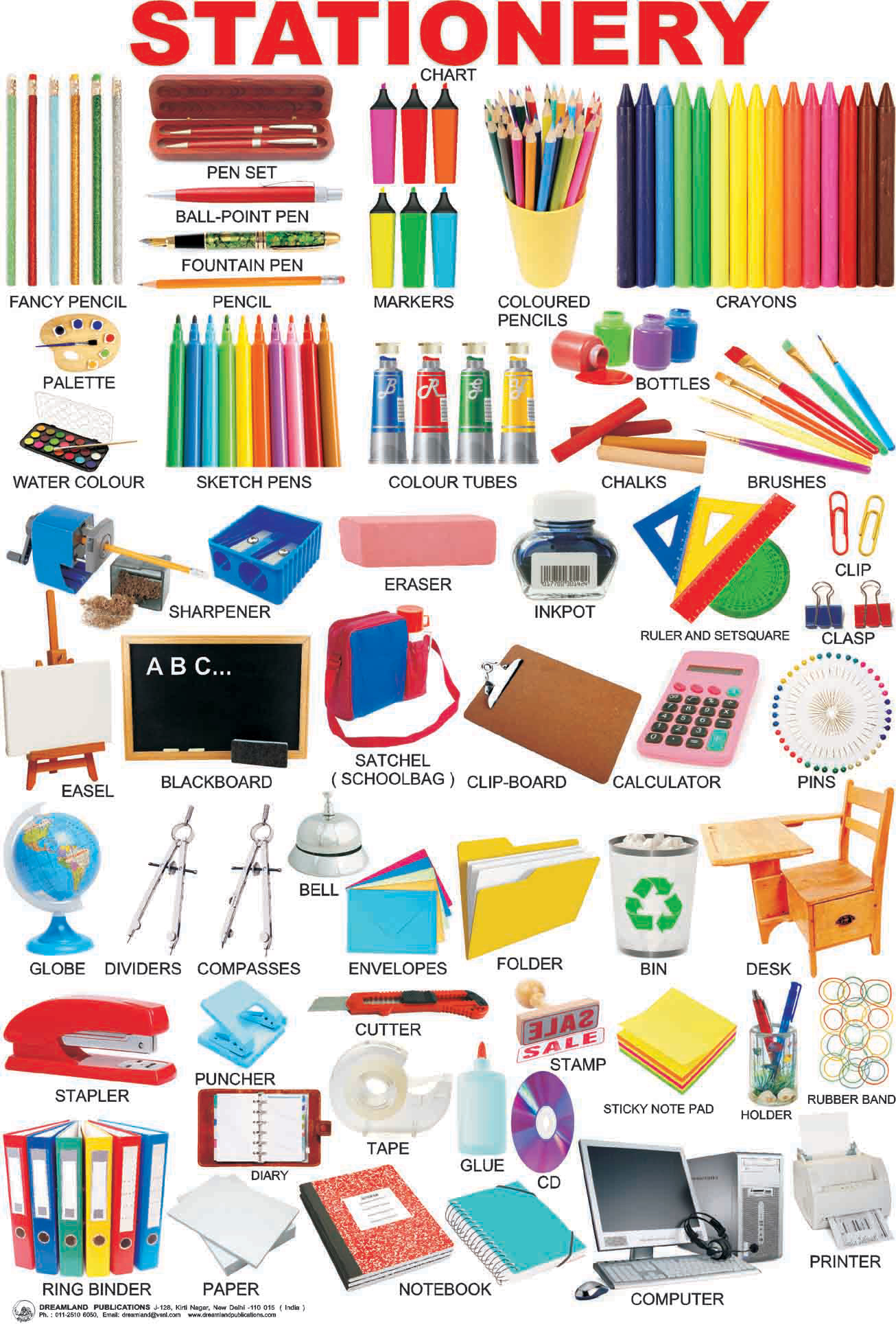 3f099623b Stationery Chart Online in India, Buy at Best Price from Firstcry.com ...