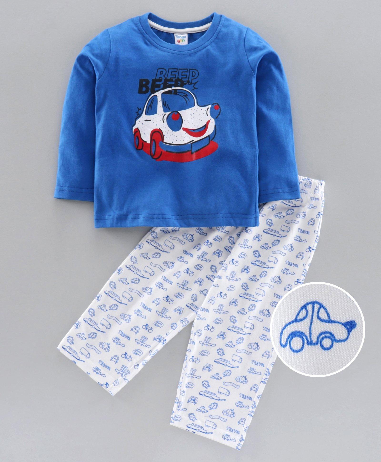 Baby Boys Colourful Cars Beep Beep Cotton Socks 6-12 Months, Red Beep Beep