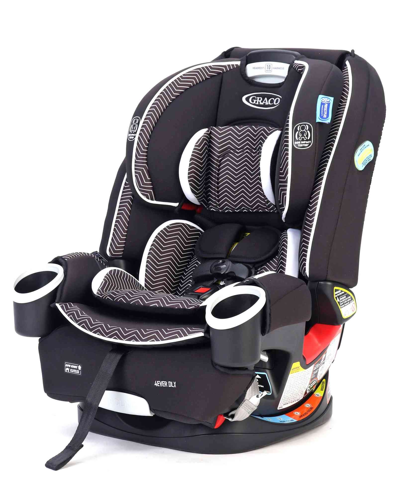 Graco Dlx 4 In 1 Car Seat Black Online In India Buy At Best Price From Firstcry Com 8329191
